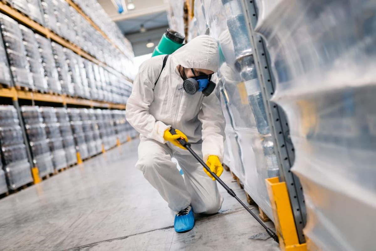 Why Third Party Audited Facilities Need Pest Management
